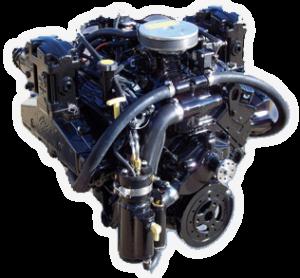 Inboard / Outboard Engines: Crusader 300 / 350 | Marine