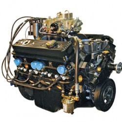 New Boat Engine